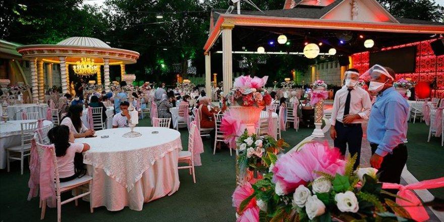 Kırşehir'de düğünlere 6 saat sınırı getirildi