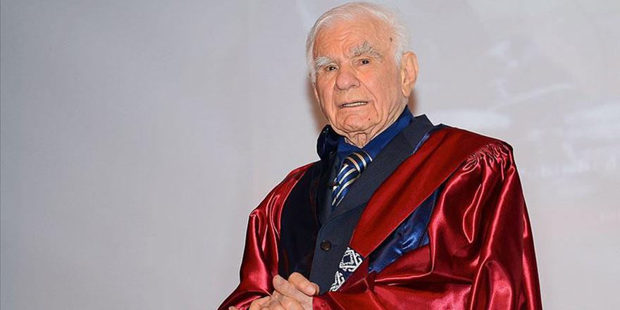 'Yüzyılın cerrahı' Prof. Gazi Yaşargil'in 95. yaşı 10 bin bilim adamı ile kutlandı