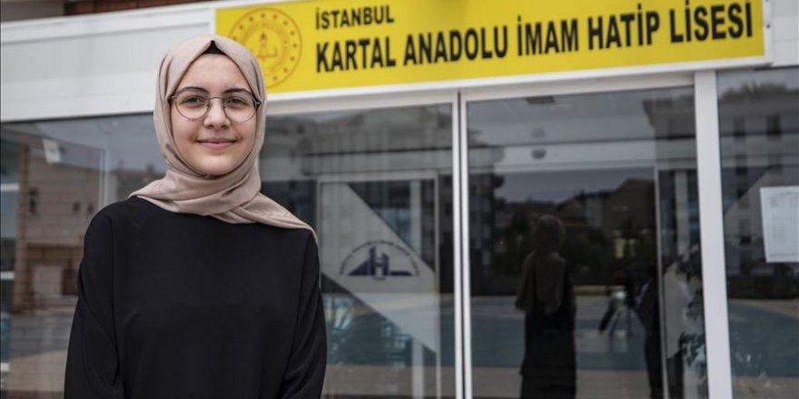 15 yaşındaki imam hatipli 5 yabancı dil biliyor