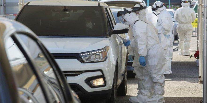 Çin'de 9, Güney Kore'de 50 yeni Kovid-19 vakası tespit edildi