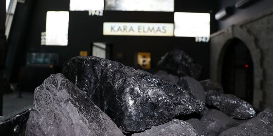 'Kara elmas'ın satışından 10 ayda 229 milyon 455 bin lira gelir