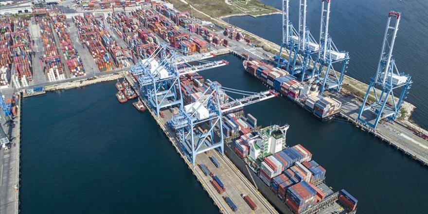 Ekim ayında ihracat yüzde 5,6, ithalat yüzde 8,4 arttı