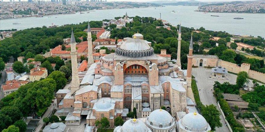 Ayasofya'nın Dünya Kültür Mirası statüsü gözden geçirilecek