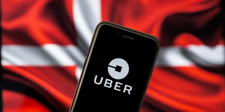 Uber 25 milyon lira para cezası ödeyecek
