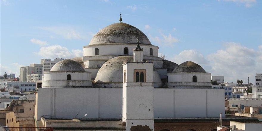 Tunus'taki tarihi Mehmed Bey Camii'ni TİKA restore ettirecek