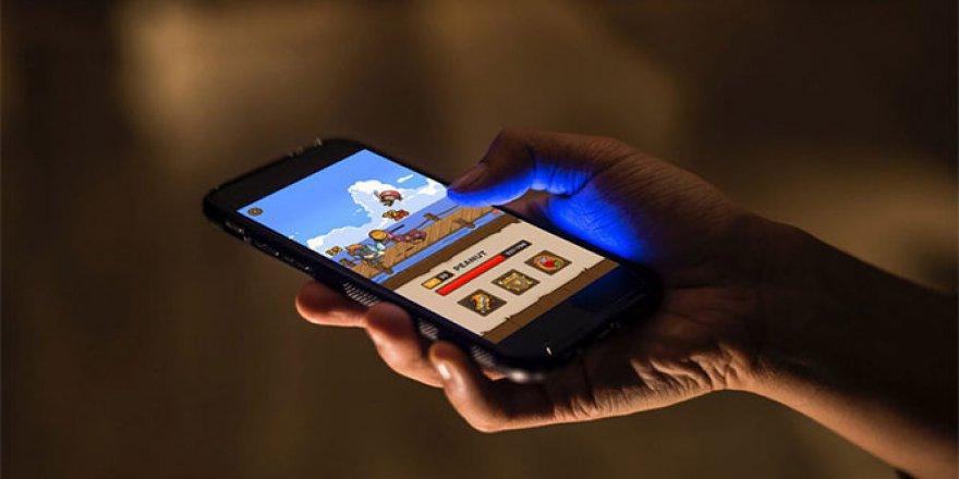 Mobil oyunların indirme oranında arış görüldü