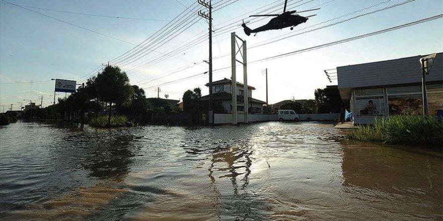 Japonya'daki sel felaketinde ölü sayısı artmaya devam ediyor