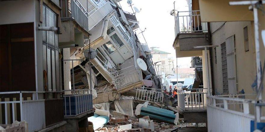 2019'da Türkiye'de 24 bin deprem meydana geldi