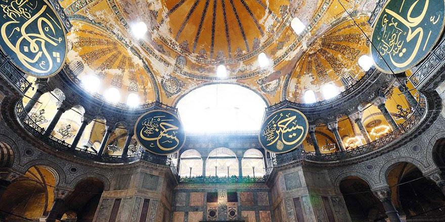 Ayasofya Cami'sinde 2 imam ve 4 müezzin görev alacak