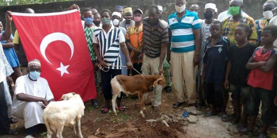 Togo'da Ayasofya'nın ibadete açılması sevinçle karşılandı