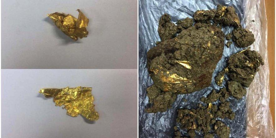 İnşaat kazısında 2 bin yıllık altın taç bulundu
