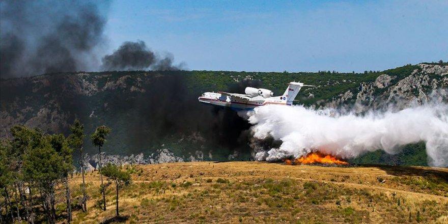 Orman yangınlarında ilk müdahale süresinde 10 dakika hedefleniyor