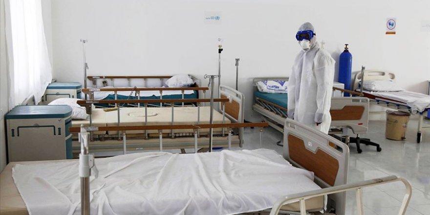 Kovid-19 sebebiyle Yemen'de çok sayıda sağlık çalışanı görevi bıraktı