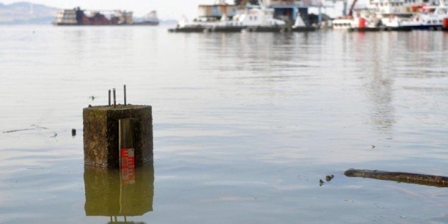 Çin'in Poyang Gölü'nde su rekor seviyeye ulaştı