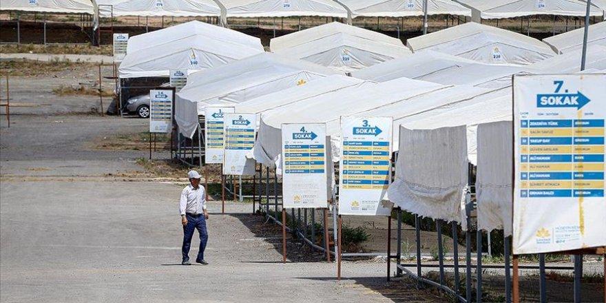 İstanbul'da kurban satış ve kesim alanları hazır hale getirildi