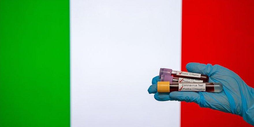 İtalya'da Kovid-19'a bağlı can kaybı 35 bine yaklaştı