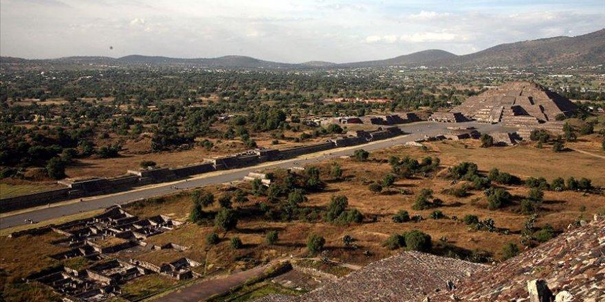Tarihi bir Aztek Sarayı'na ait kalıntılar bulundu