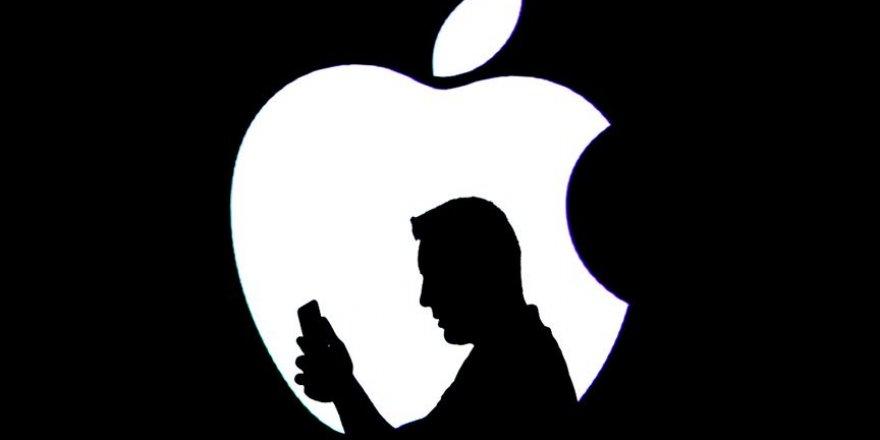 Apple'da açık buldu yalnızca teşekkür aldı