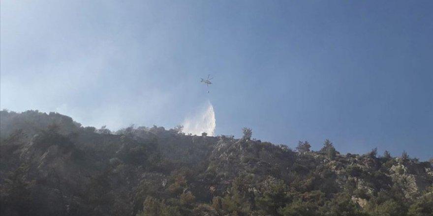 Bugün çıkan orman yangınları hakkında Bakan Pakdemirli'den açıklama