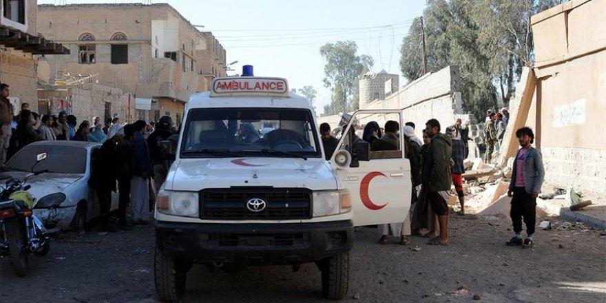 Yemen'deki saldırıda 9 sivil hayatını kaybetti