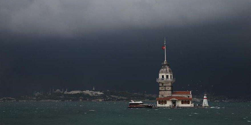 İstanbul'da çok bulutlu hava hakim olacak