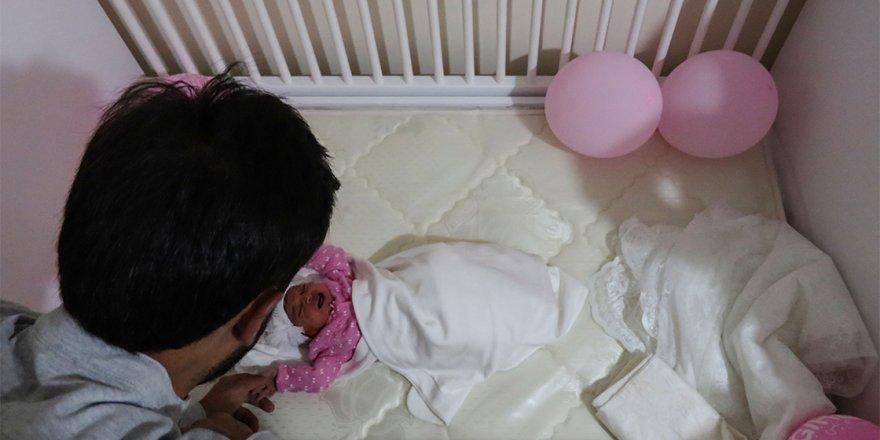 Yeni doğan Filistinli çocuğa Ayasofya ismi verildi