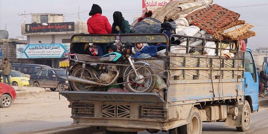 Türkiye'ye 677 bin 42 kişi göç etti