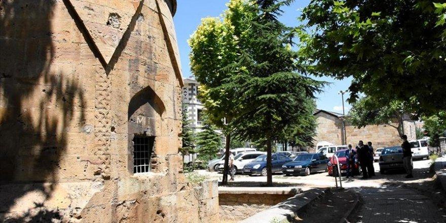 Melikgazi Türbesi ve Lale Camisi turizme kazandırılacak