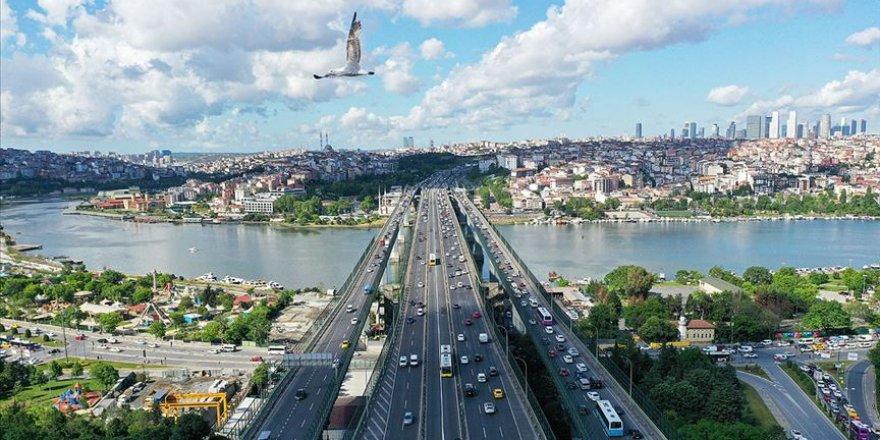18 Ağustos'a kadar Haliç Köprüsü'nde bakım çalışması yapılacak