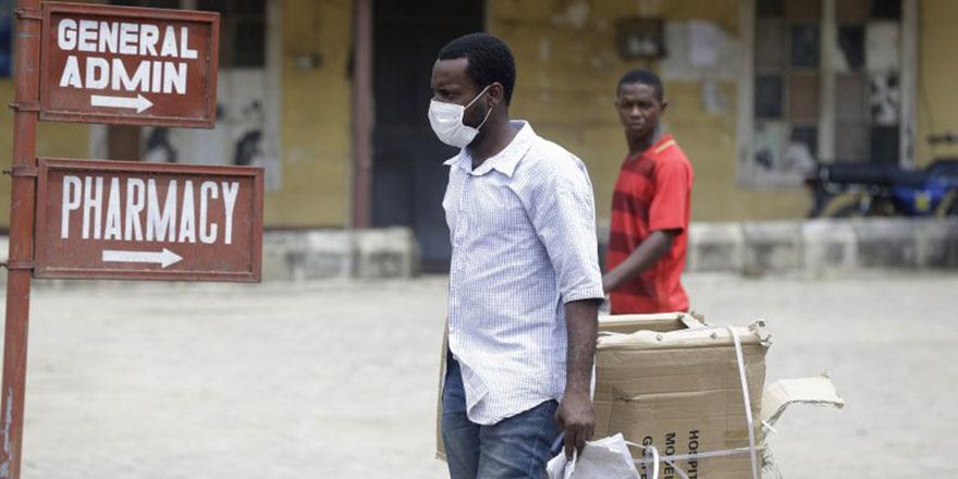 Nijerya'da maske takmayı reddedenler tutuklanacak