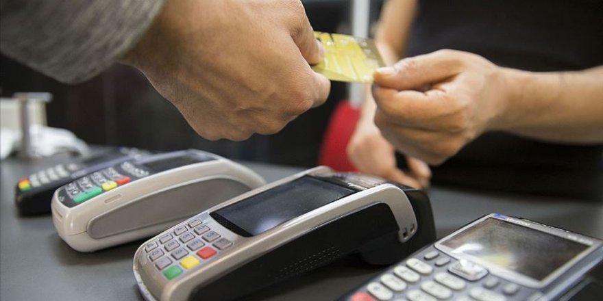 Kartla yapılan ödemeler yüzde 48 arttı