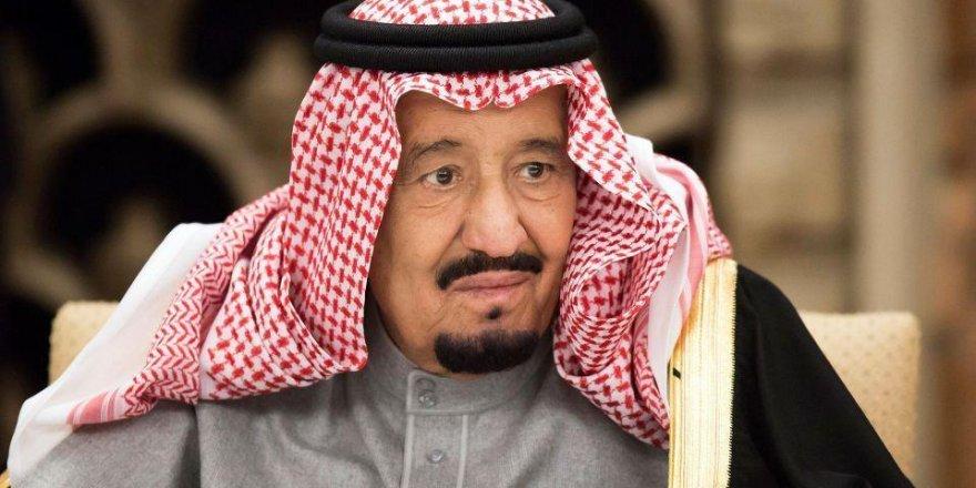 Kral Salman sağlık kontrolleri için hastaneye kaldırıldı