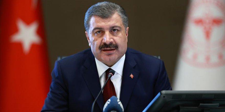 Sağlık Bakanı Koca'dan Kovid-19 tedbir uyarısı