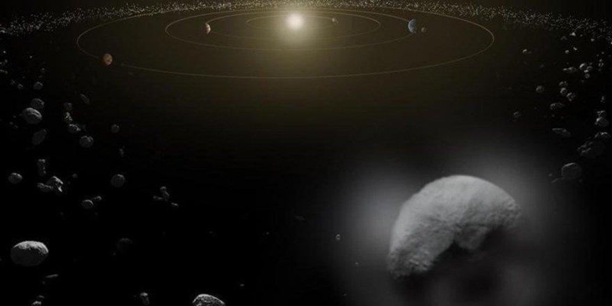 NASA'nın 'potansiyel tehlike' dediği göktaşı dünyaya yaklaşıyor