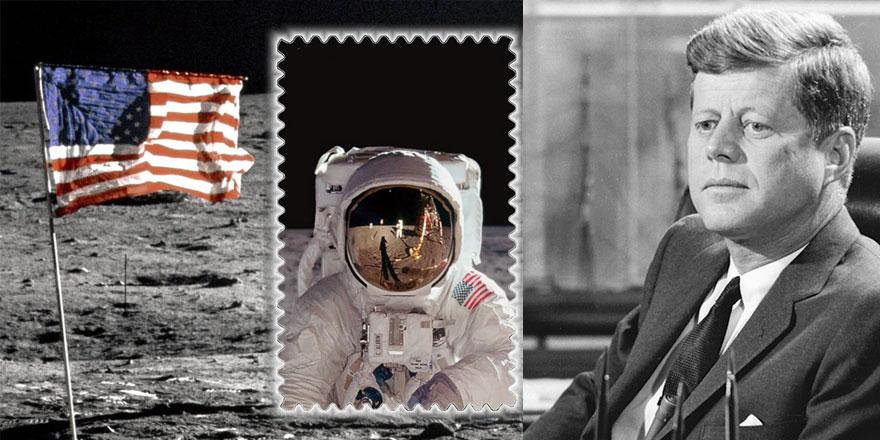 ABD Başkanı Kennedy: Uzay o kadar da ilgimi çekmiyor