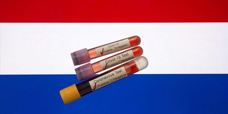 Hollanda'da Kovid-19 vaka sayısı bir haftada yüzde 95 arttı