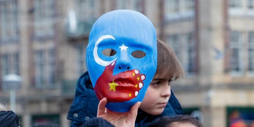 Britanya Müslümanlar Konseyinden Uygur Müslümanları için eylem çağrısı