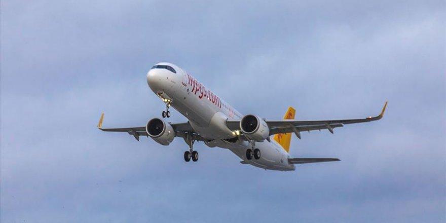 Pegasus Hava Yolları yolcular için WhatsApp Destek hattı kurdu