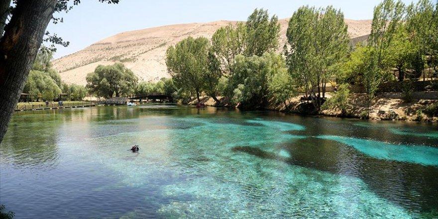 Sivas'ın Gökpınar Gölü turizme kazandırılacak