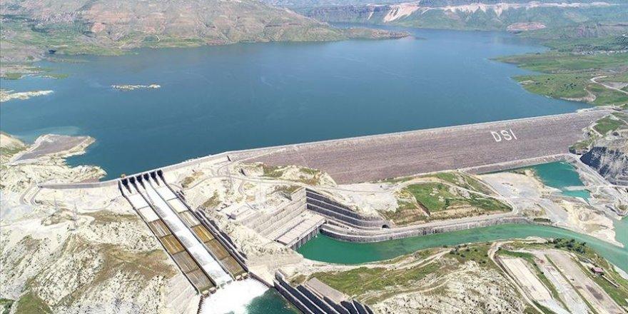 Ilısu Barajı'ndan 2 ayda ekonomiye 200 milyon lira katkı sağladı