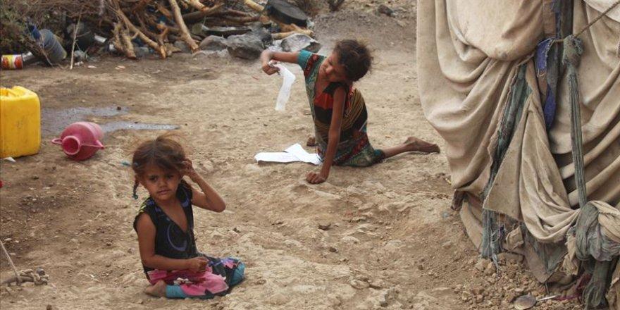 Yemen'in kuzeyindeki çatışmalar yaklaşık 3 bin aileyi yerinden etti