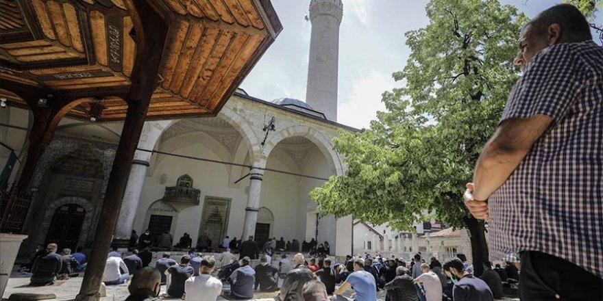 Ayasofya-i Kebir Camii'nin ibadete açılmasından Bosna Hersek ve Belçika'daki Müslümanlar memnun