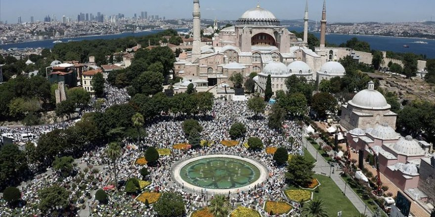 Ayasofya Külliyesi'ndeki imarethane ve medrese yeniden işlev kazanacak