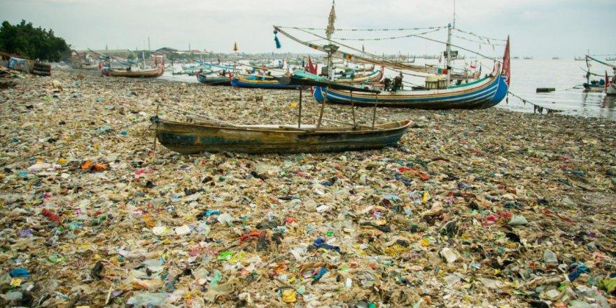 Önlem alınmazsa dünya plastik okyanusa sahip olacak