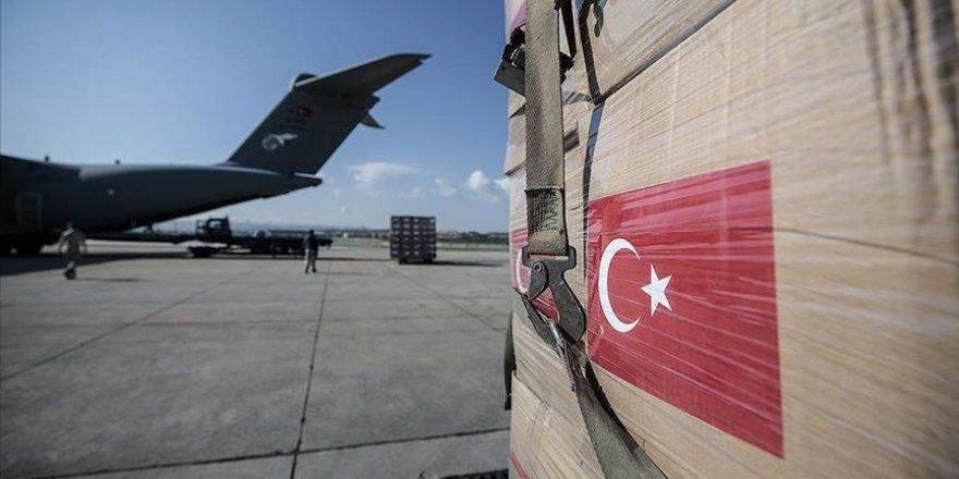 Türkiye'den Cezayir'e tıbbi yardım