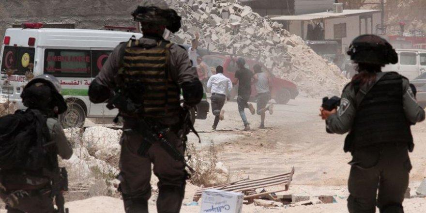 Yılın ilk yarısında İsrail güçleri 27 Filistinliyi şehit etti