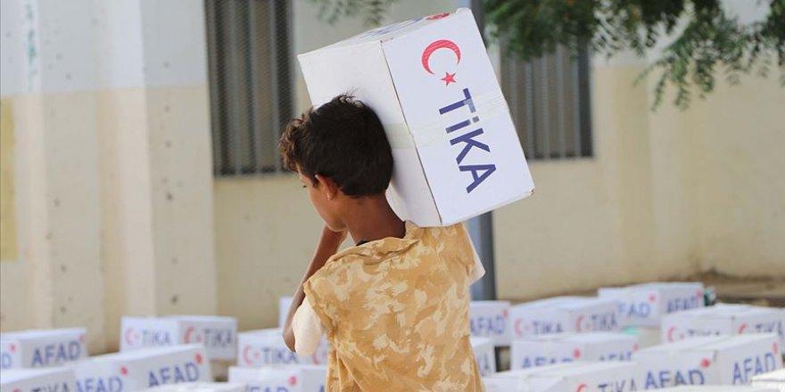 TİKA'nın Lübnan'a destek projeleri devam ediyor
