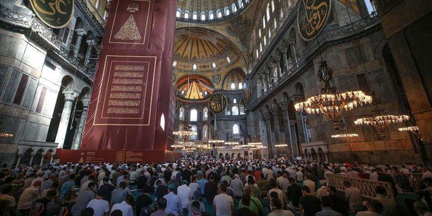 İran, Ayasofya'nın yeniden ibadete açılmasını ilişkin Türkiyeyi kutladı