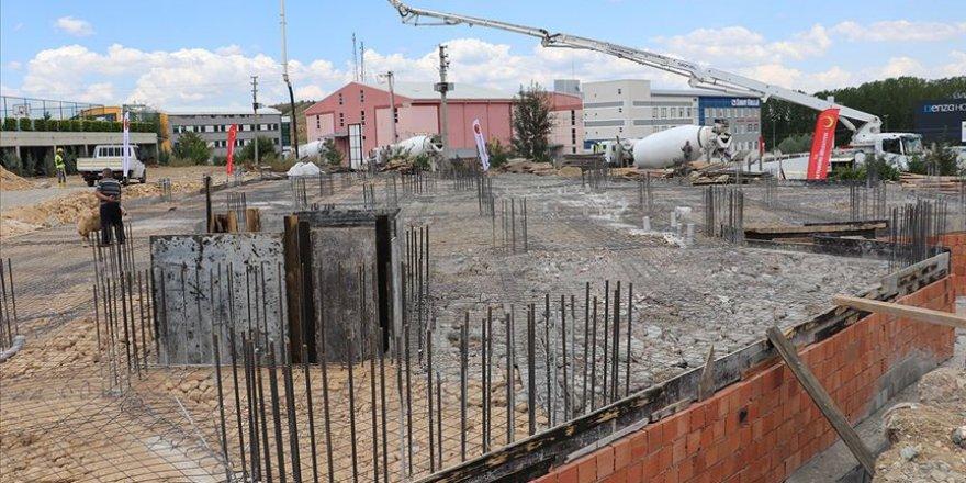 Oyuncak Kütüphanesinin temeli Kastamonu'da atıldı