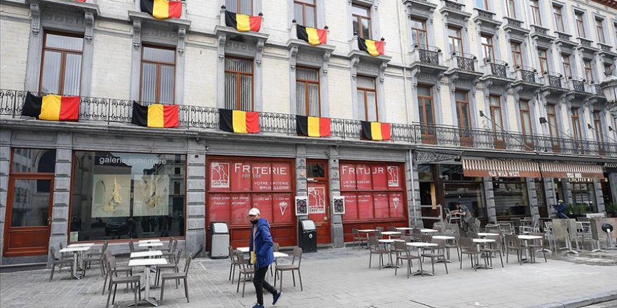 Belçika'da Kovid-19 vakaları 70 bine yaklaştı